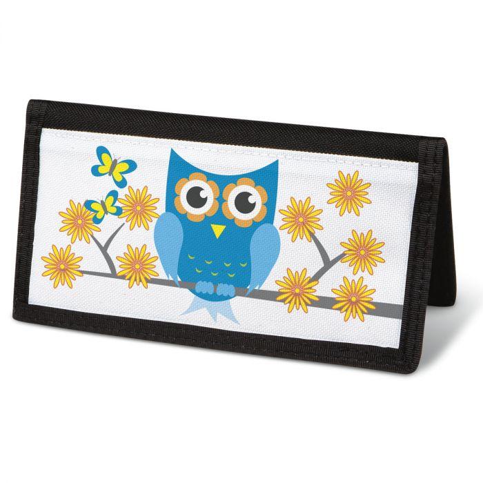 Owluminations Checkbook Cover - Non-Personalized