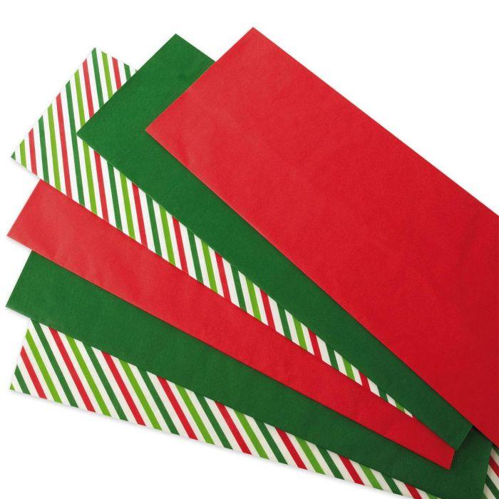 Holiday Tissue Sheets - BOGO