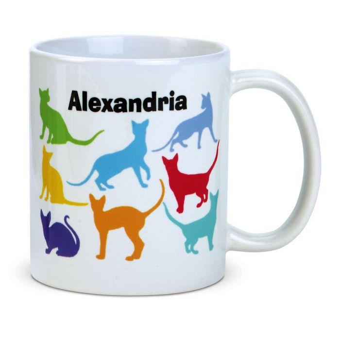 Cat Personalized Mug