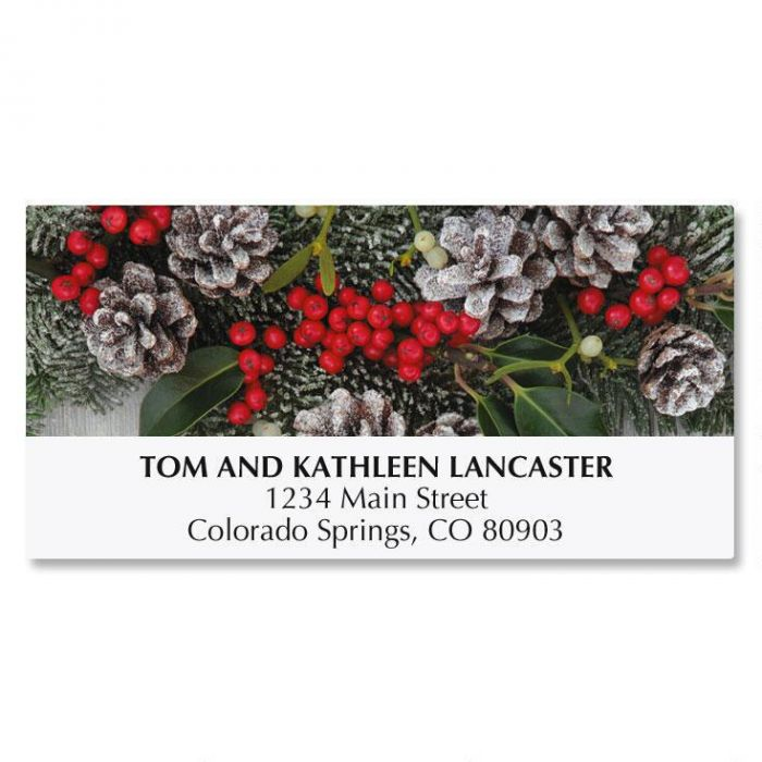 Greatest Gift Deluxe Address Labels