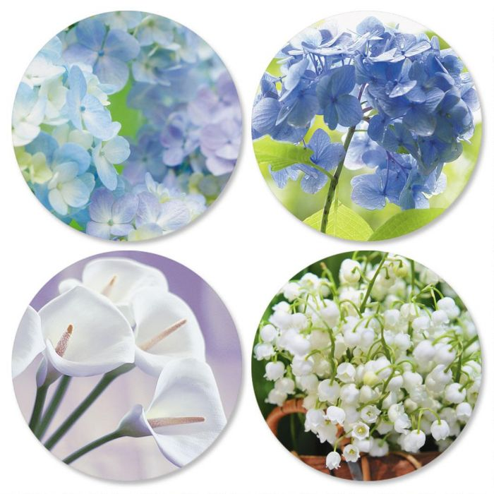Floral Memories Seals