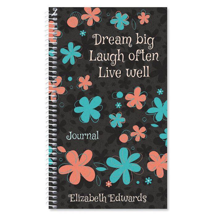 Flourish Personalized Journal