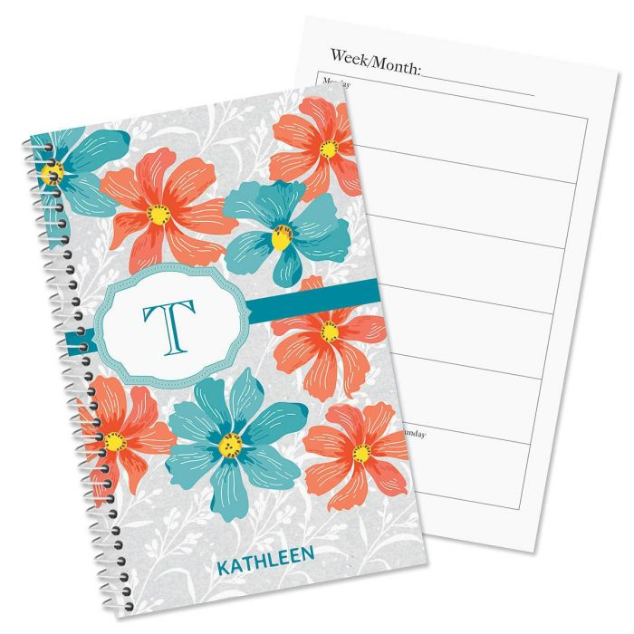 cluster personalized weekly planner current catalog
