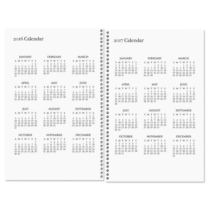 Pretty Posy Personalized Weekly Planner