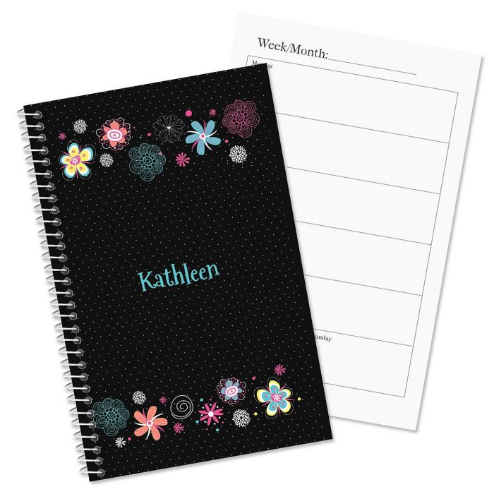 vibrant personalized weekly planner current catalog