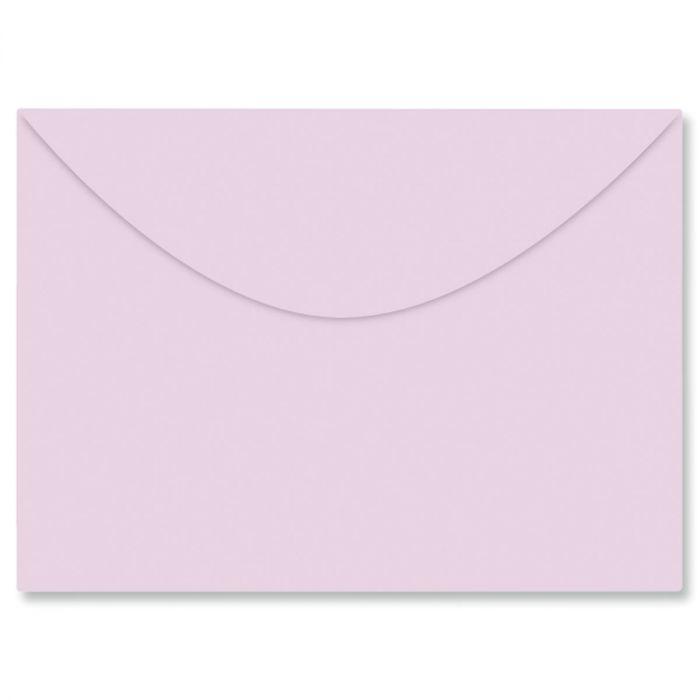 Colored Notecard Envelope - Purple