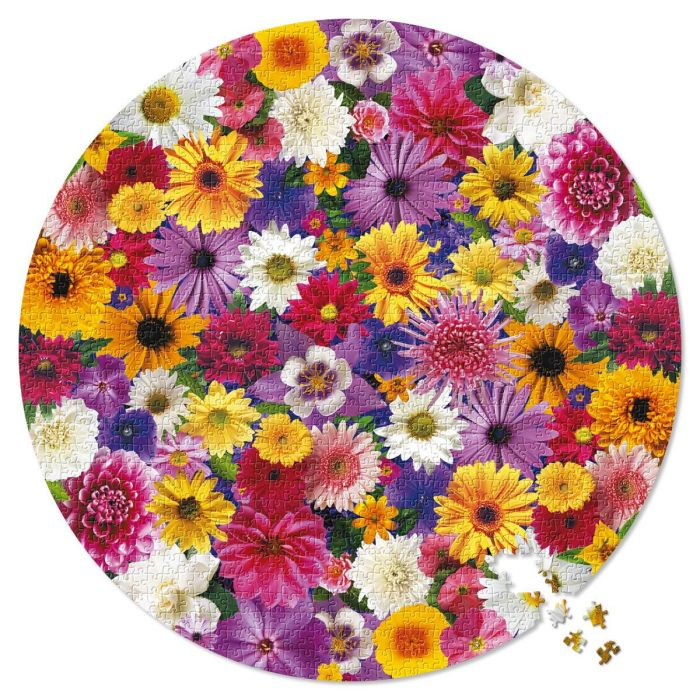 Flower Frenzy Puzzle