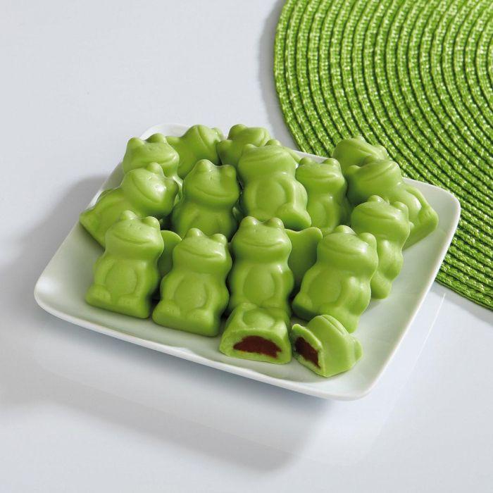Mint Frogs