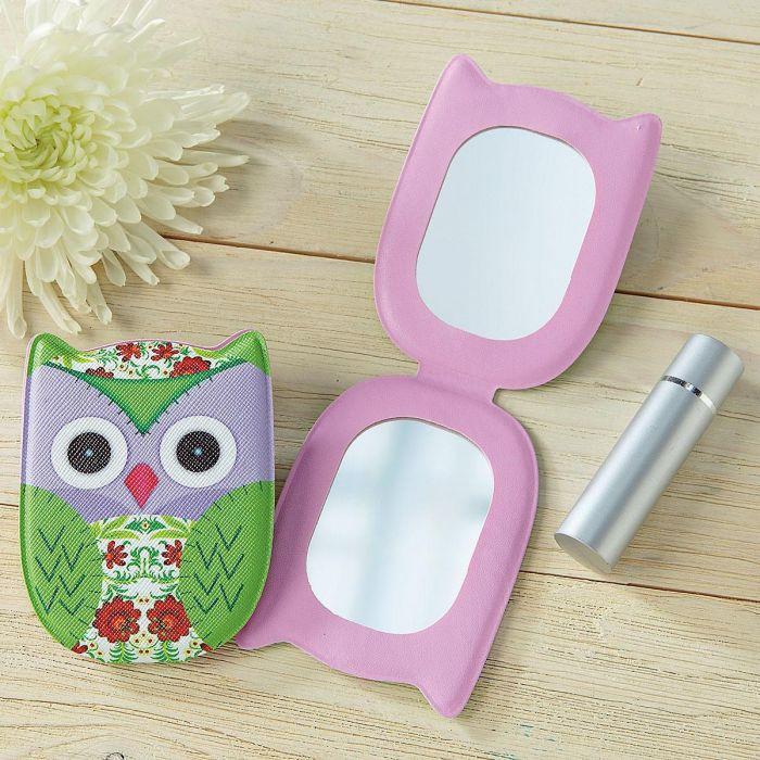 Owl Flip Mirror