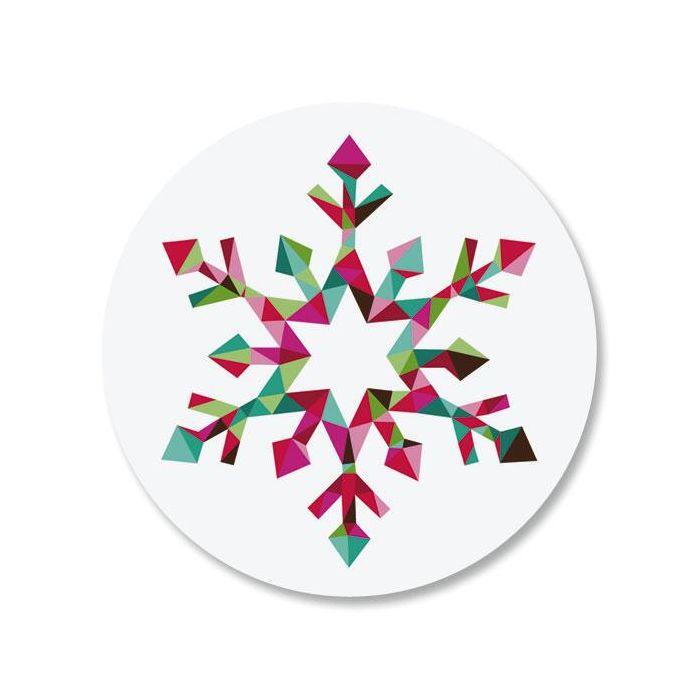 Snowflake Season Seals