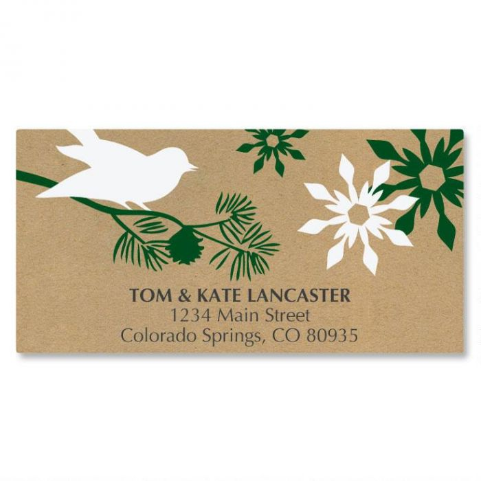 Blessings Deluxe Address Labels