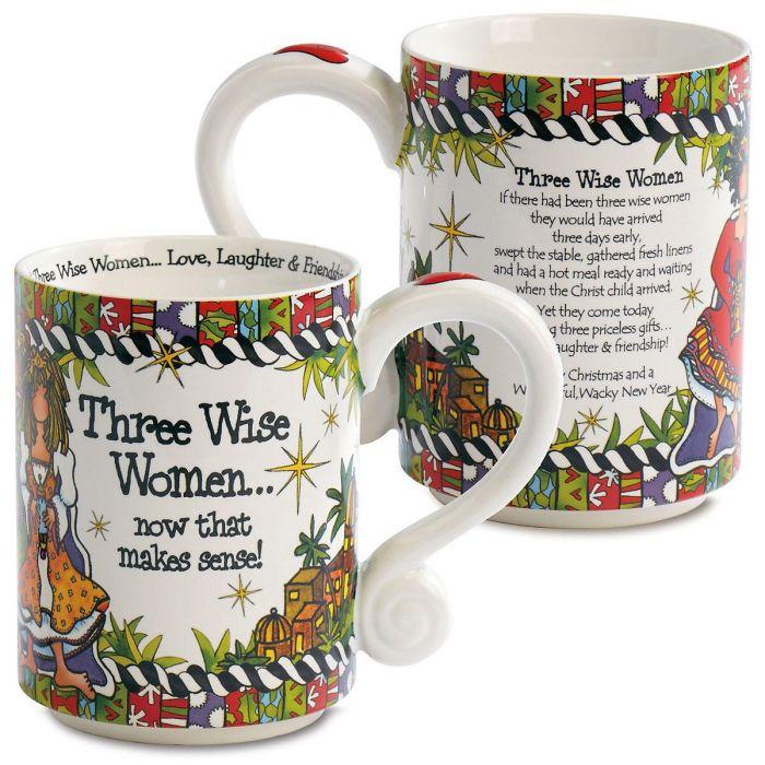 Three Wise Women Mug