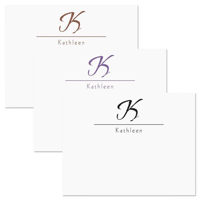 Inspirational Correspondence Cards