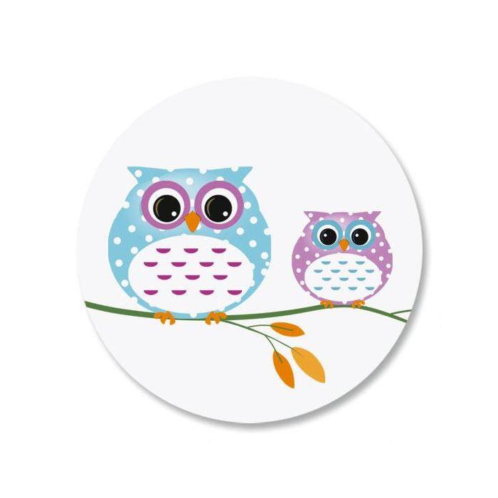 Owl Always Love You Envelope Sticker Seals
