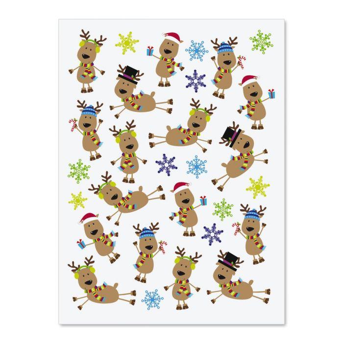 Reindeer Stickers