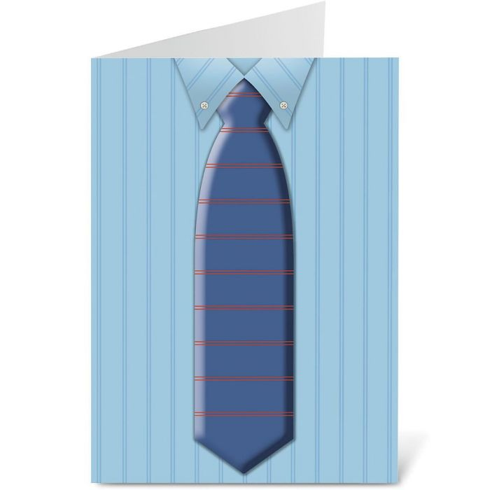 Dad Shirt Father's Day Card
