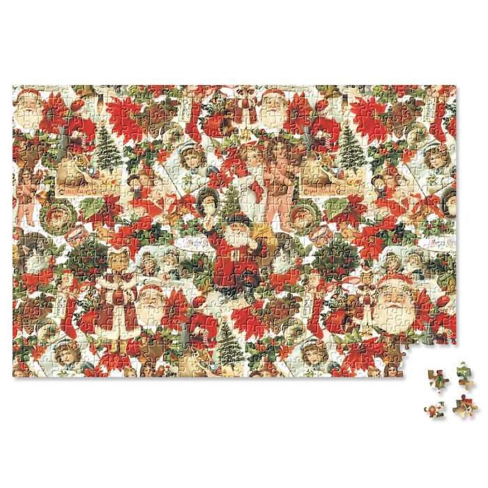 Victorian Christmas Puzzle