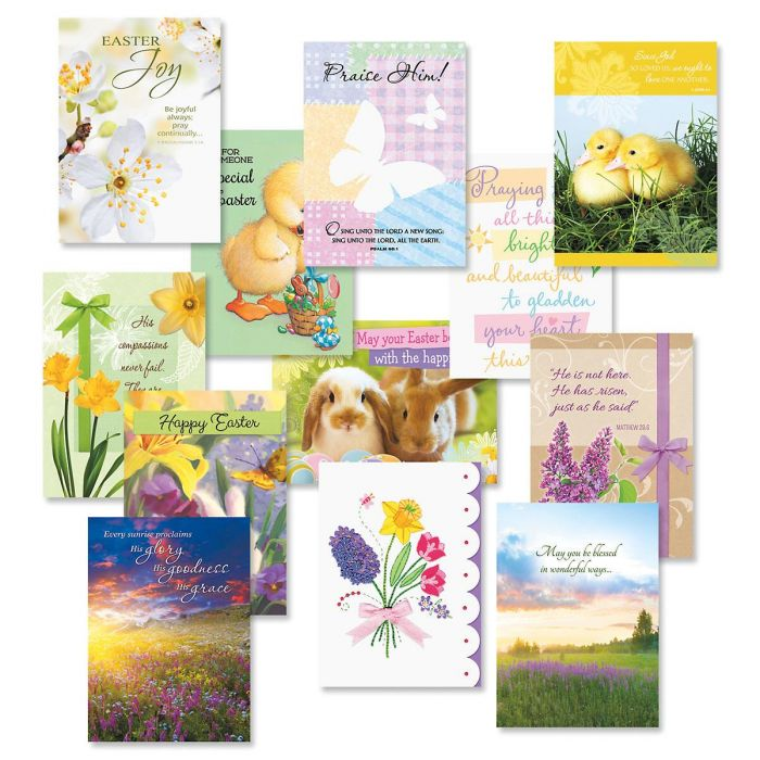 Easter Faith Easter Cards Value Pack