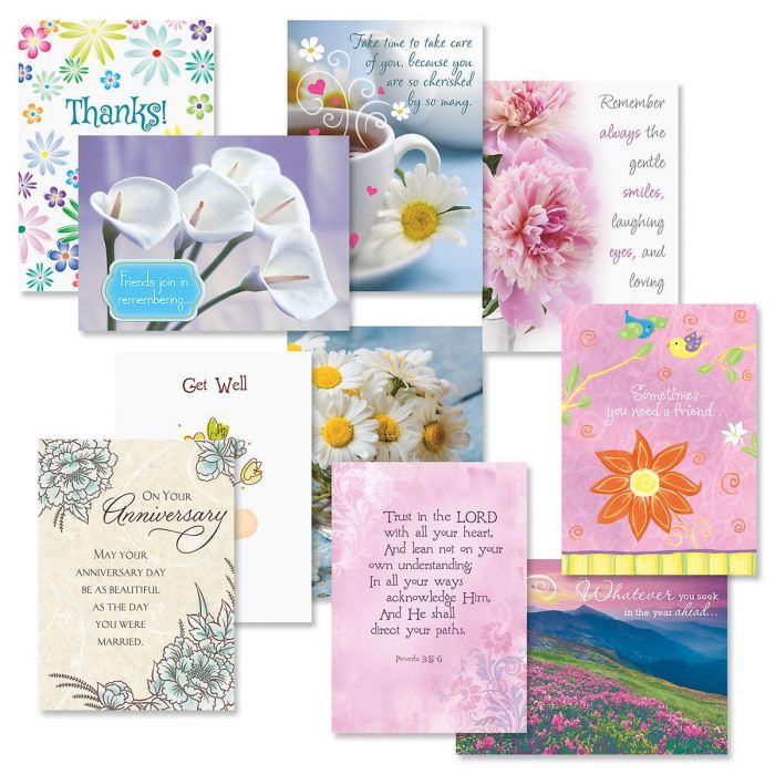 All-Occasion Faith Cards Value Pack