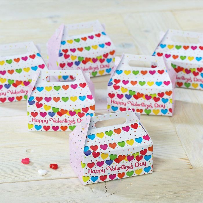 Valentine Mini Gable Boxes