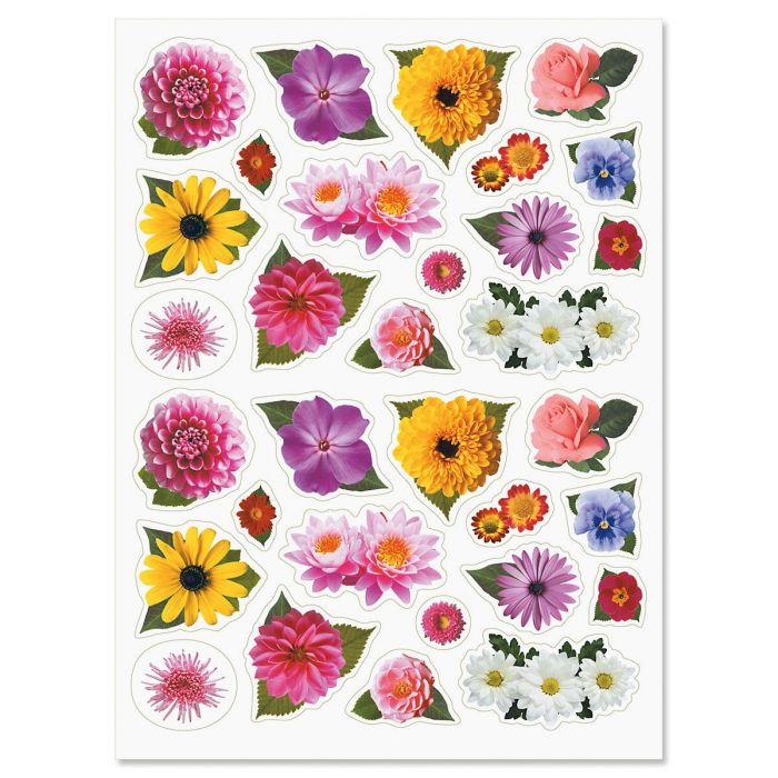 Spring Blossom Top Stickers