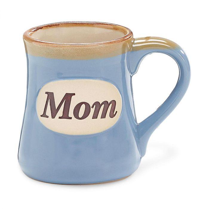 Mom Porcelain Crock Mug