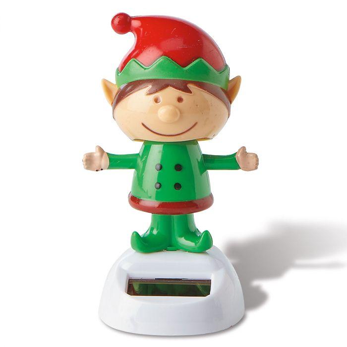 Holiday Solar Dancer-Elf