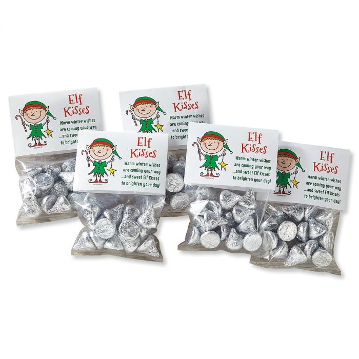 Elf Kiss Bags & Toppers