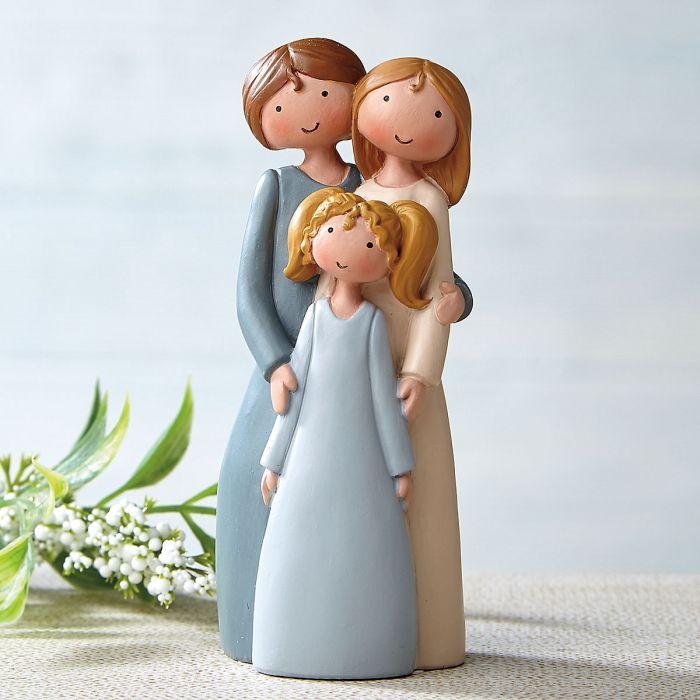 Three Generations Figurine