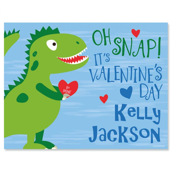 Oh Snap! Personalized  Kids' Valentines