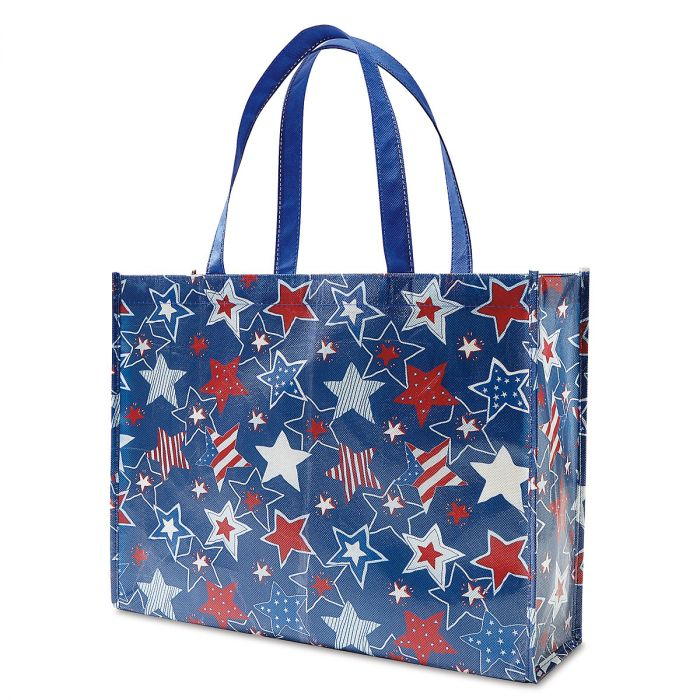 Patriotic Tote Bag - BOGO