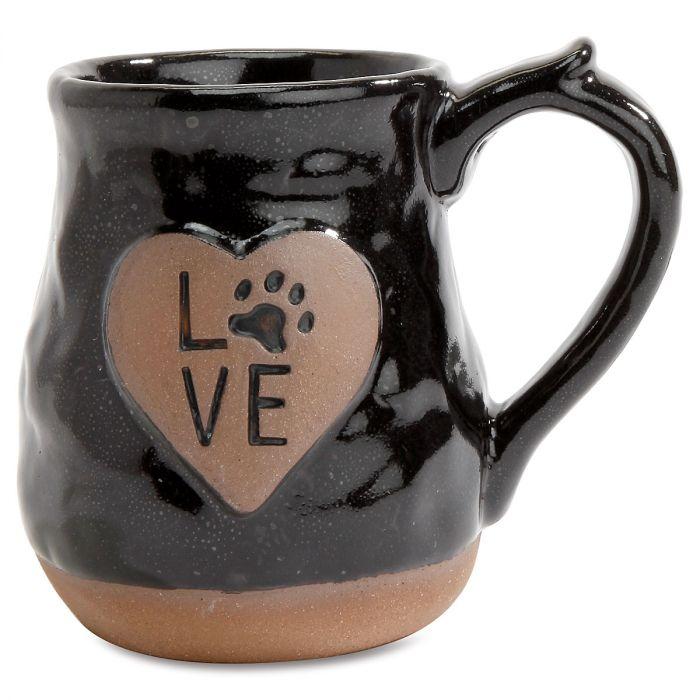 Love Pawprint Mug
