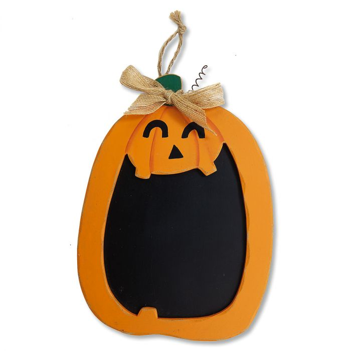 Pumpkin Chalk Board