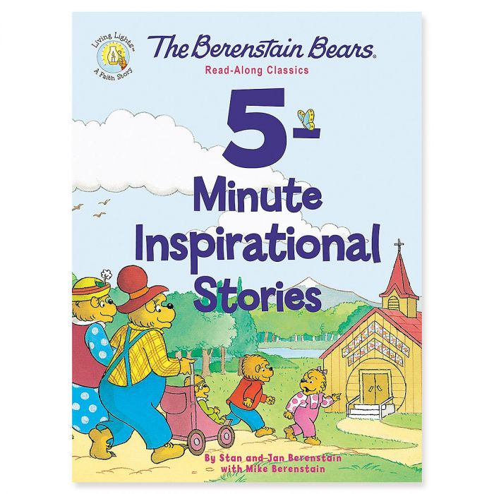 The Berenstain Bears® 5-Minute Inspirational Stories