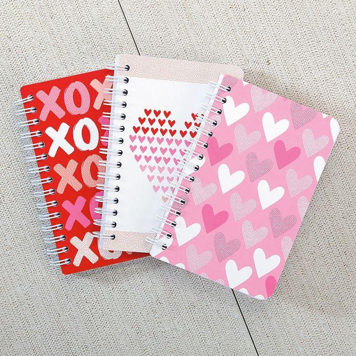 Mini Valentine's Notebooks - BOGO