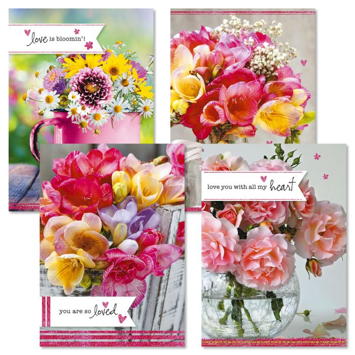 Photo Wishes Valentine Cards and Seals