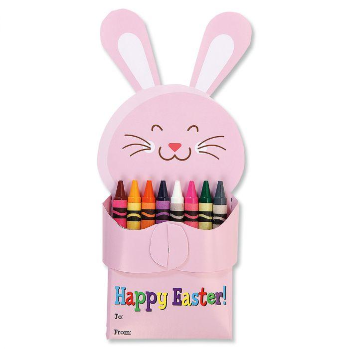 Bunny Crayon Holder