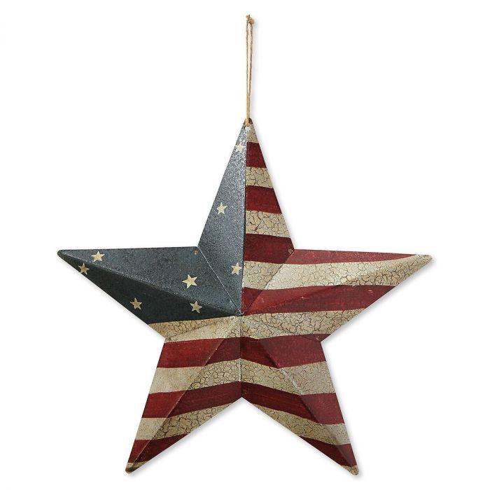 Decorative Patriotic Barn Star