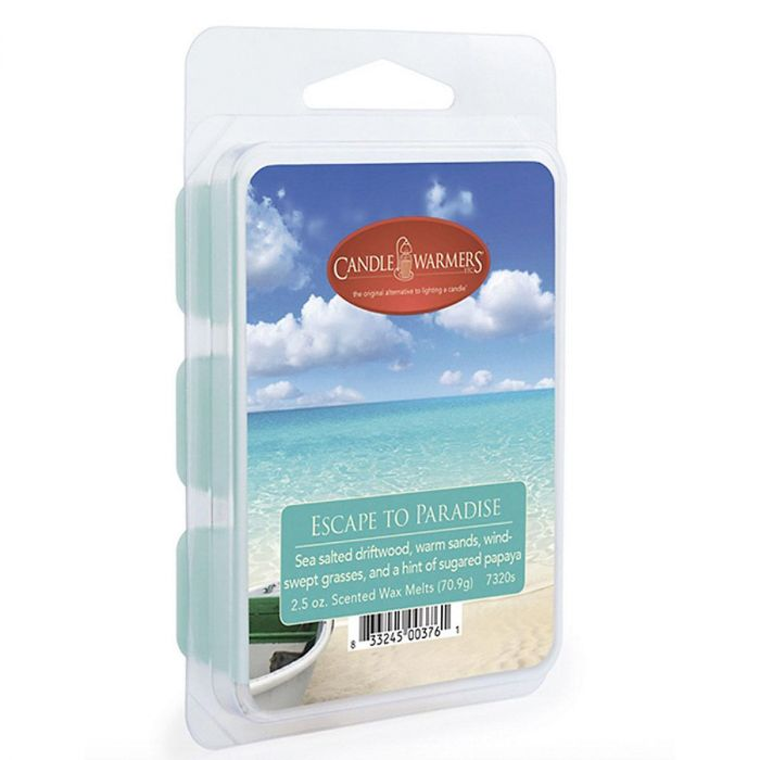 Escape to Paradise Wax Fragrance Melt