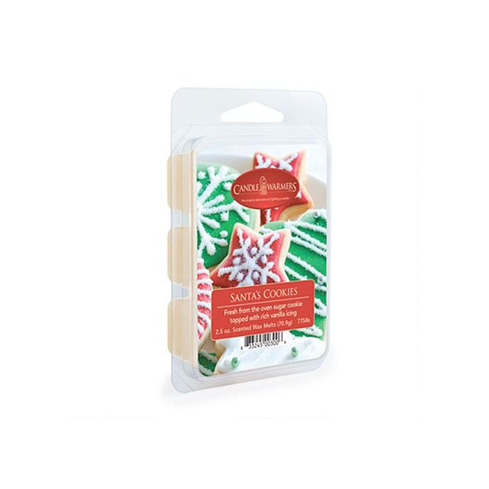Santa's Cookies Wax Melts