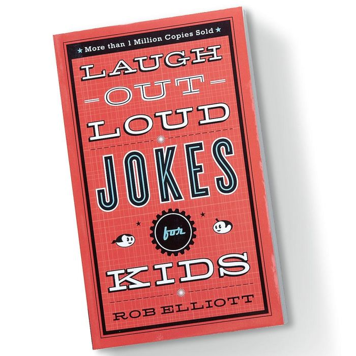 Laugh Out Loud Jokes for Kids Book by Rob Elliott