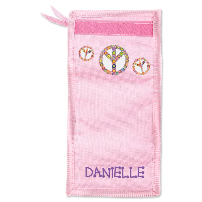 Girls Personalized Wallet