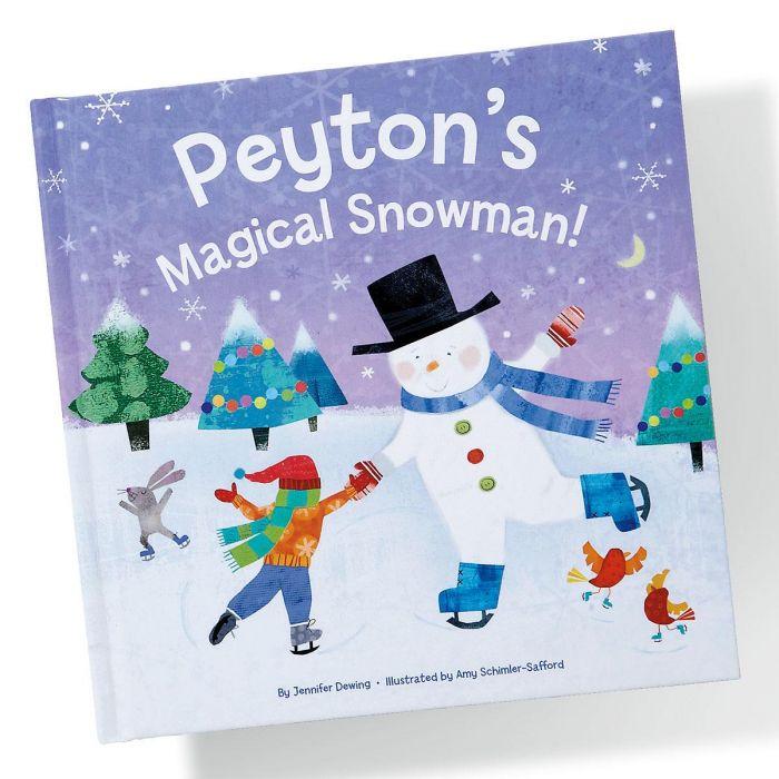 Magical Snowman Storybook