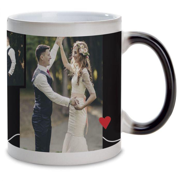 Love Personalized Photo Mug
