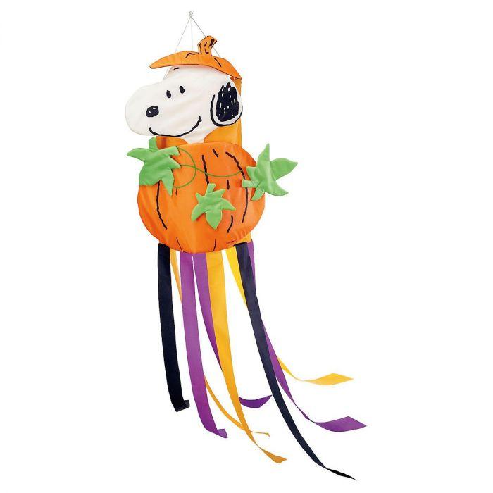 PEANUTS® Halloween Windsock