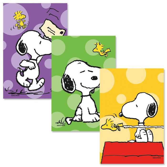PEANUTS® Note Cards