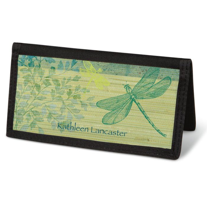 Harmony Checkbook Cover - Personalized