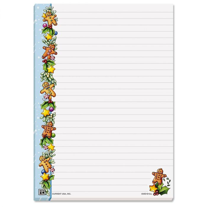 Mary Engelbreit® Holiday Stationery Pads