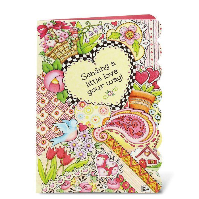 Mary Engelbreit® Deluxe Valentine Cards