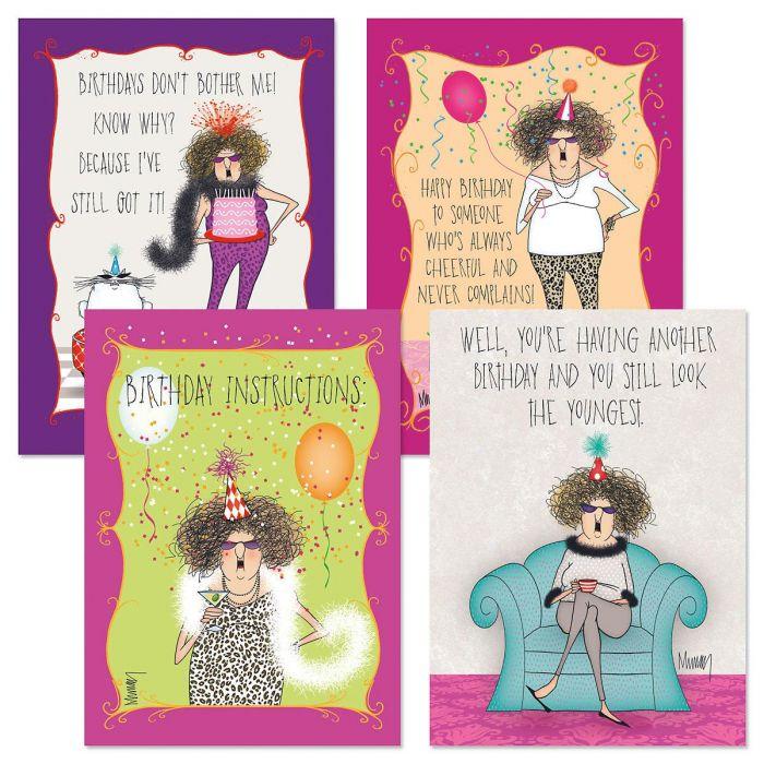 Birthday Girls Birthday Cards